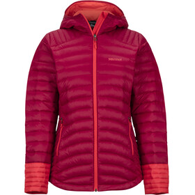 Marmot W's Electra Jacket Sienna Red/Scarlet Red